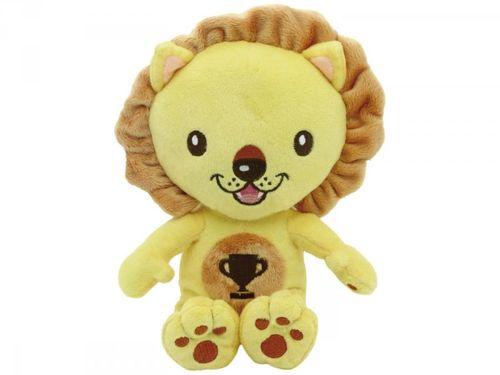 Pelúcia Animazoo Leo - Bee Me Toys