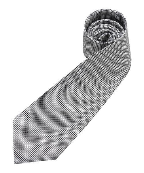 Gravata Masculina Preto Texturizada