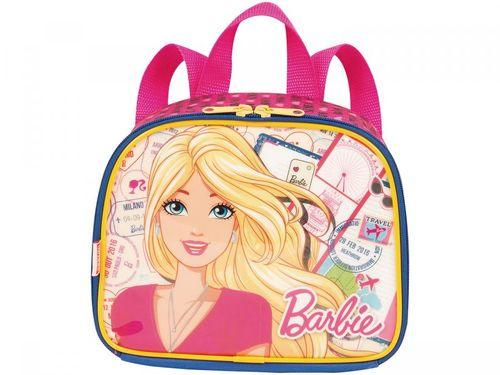 Lancheira Infantil Escolar Sestini 19M - Barbie