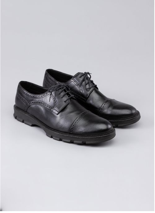 Sapato Casual Sola Vazada