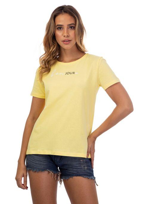 Camiseta Bonjour
