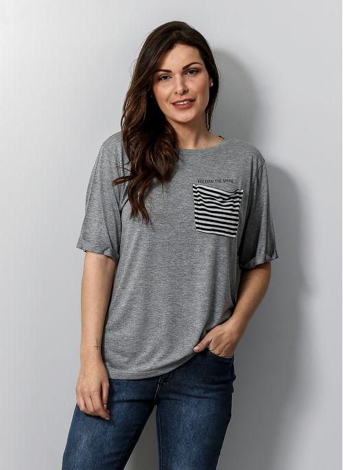 Lu T-Shirt Follow